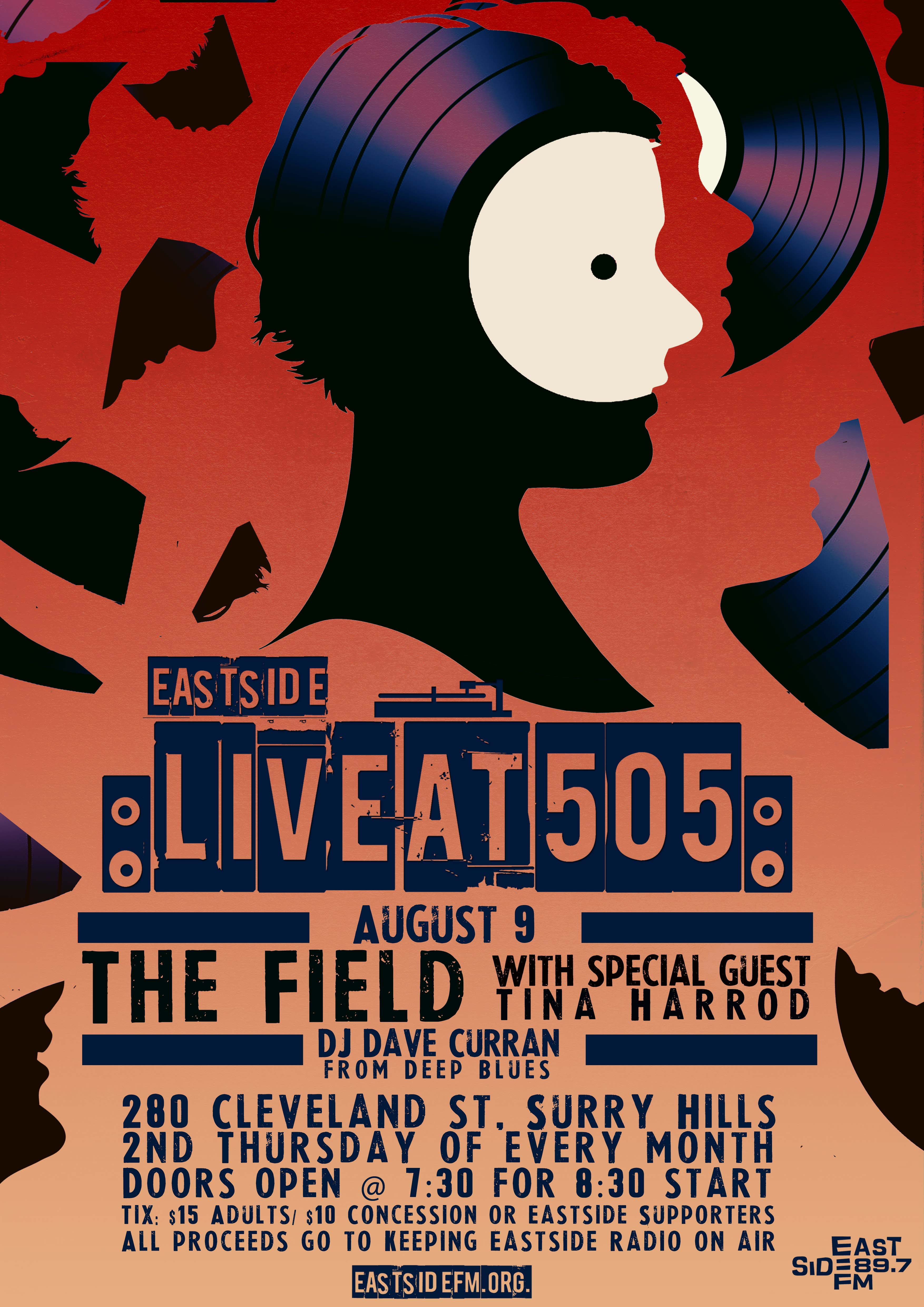 THE FIELD @ Live at 505