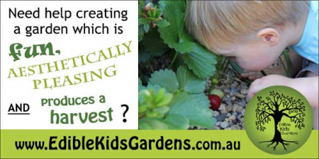 Edible Kids Gardens