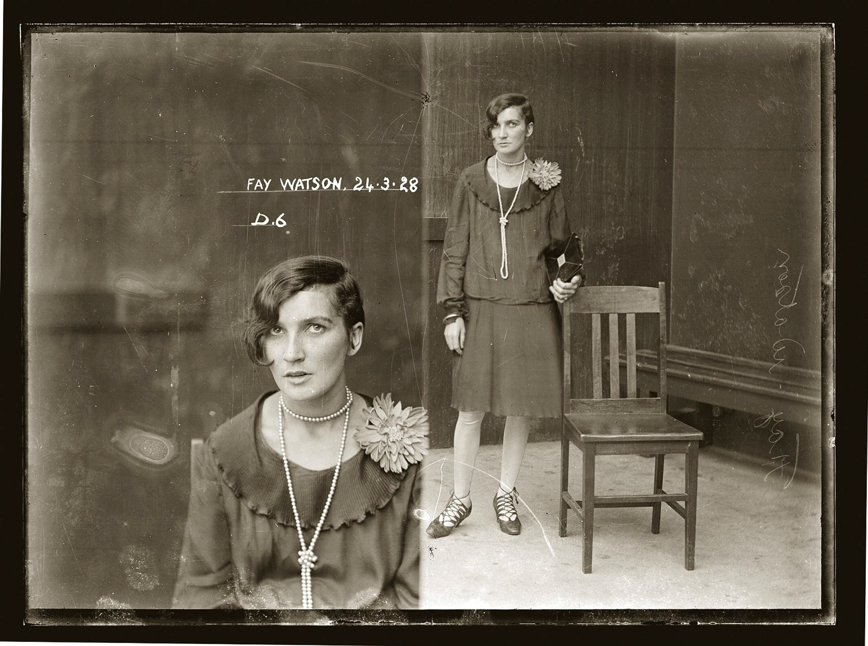 Fay, 1928. Courtesy Sydney Living Museums.