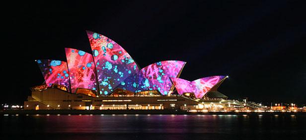 Vivid Sydney - Light Music Ideas  - Image