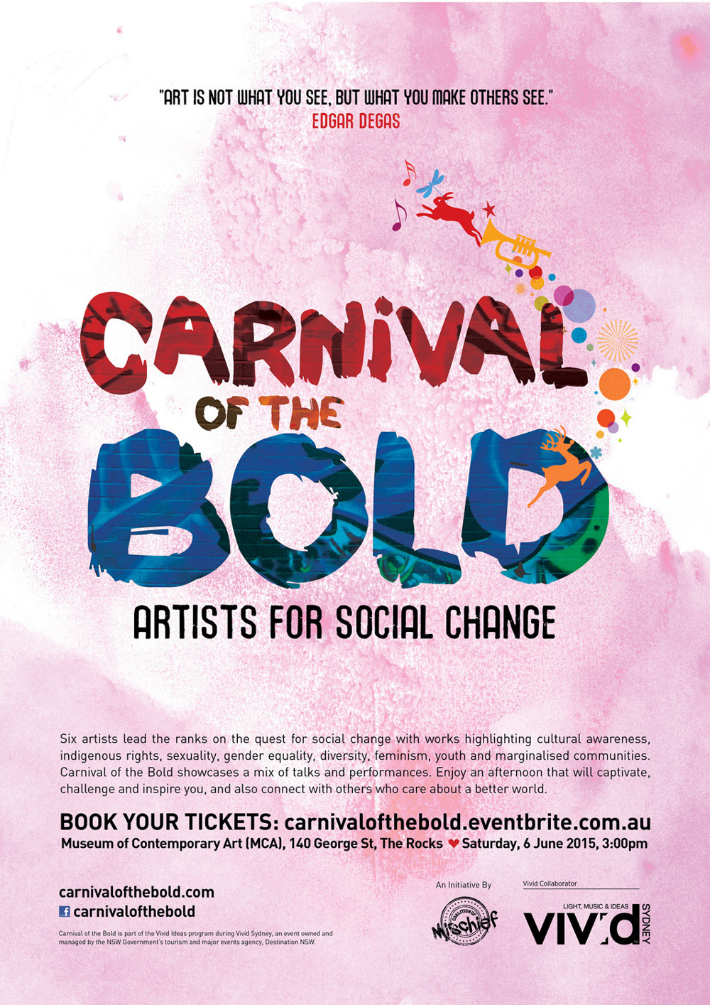 Carnival of the Bold - Image