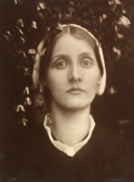 Julia Margaret Cameron, Mrs. Herbert Duckworth, 1872 © Victoria and Albert Museum, London