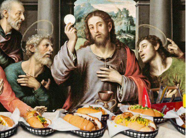 Annual Good Friday Feast - Image