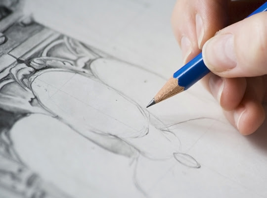 Discover  Drawing - Image