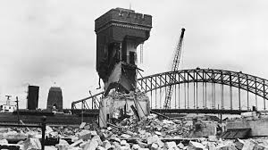 Demolished Sydney Exhibition - Image