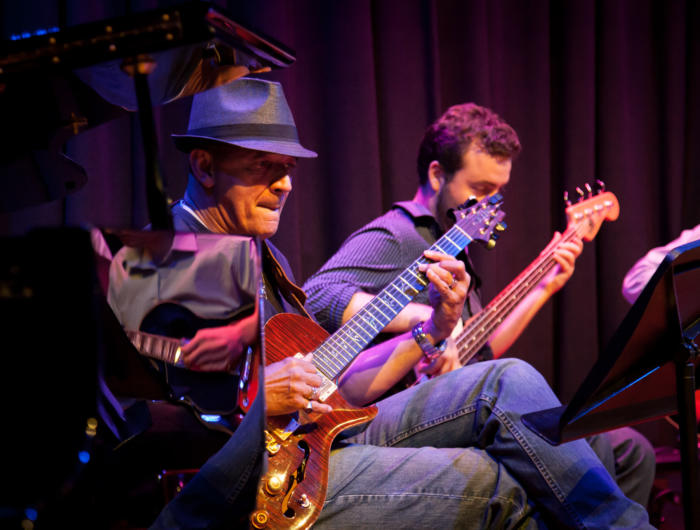 Blues and Jazz Courses At The Con - Image