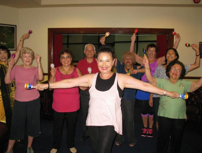 Zumba Gold For Older Adults - Image