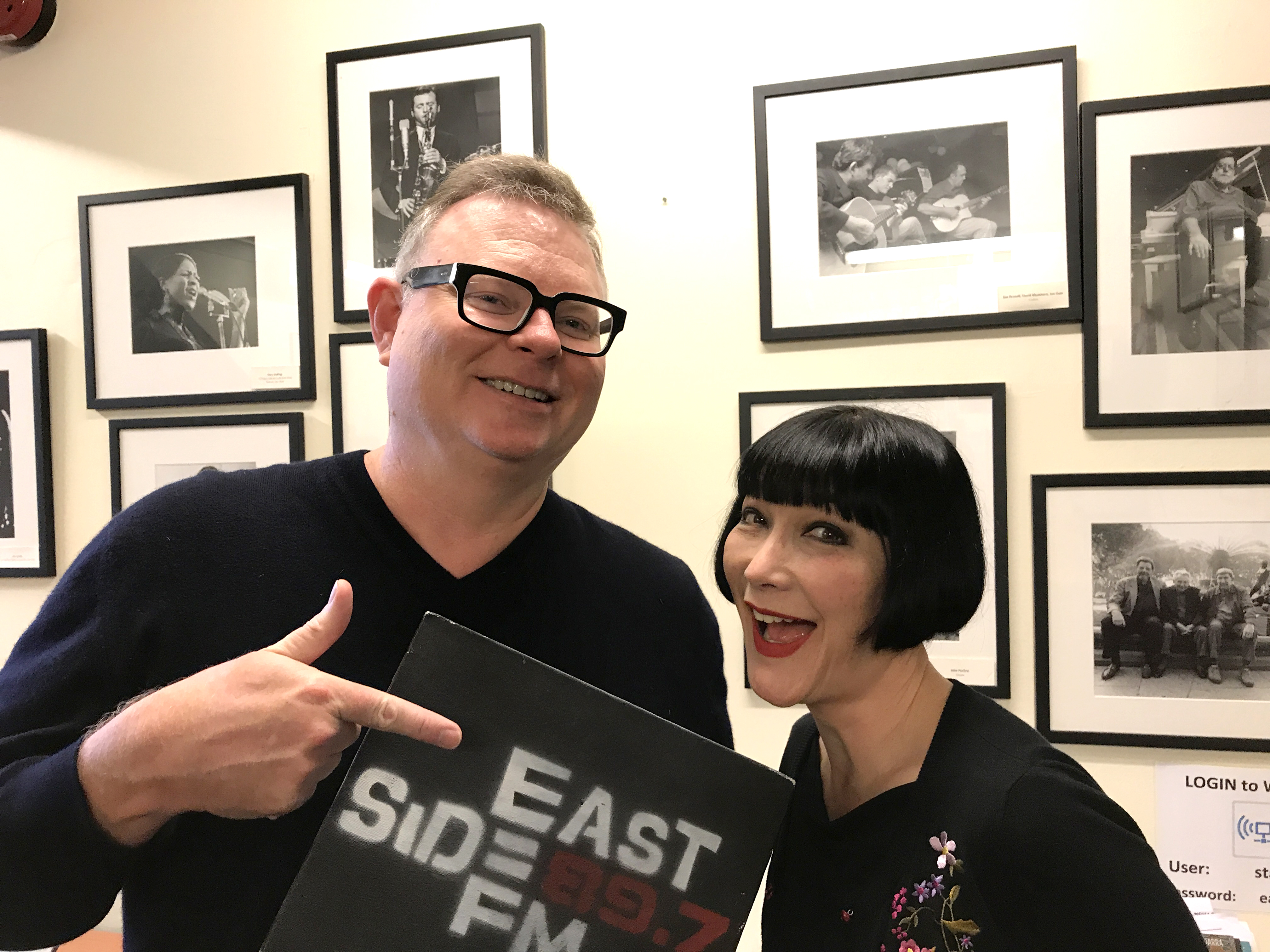 Claudia Chan Shaw and Peter McNeil