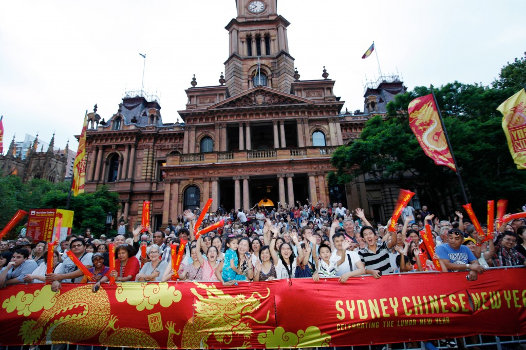 Chinese New Year in Sydney - Image