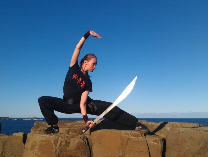 Learn traditional Shaolin kung fu - Image