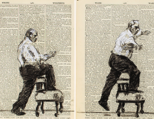 William Kentridge: that which we do not remember One of the most powerful voices in art today - Image