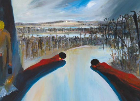 Arthur Boyd: Landscape of the Soul - Image