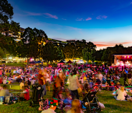 Movies in the Park: Zetland  - Image