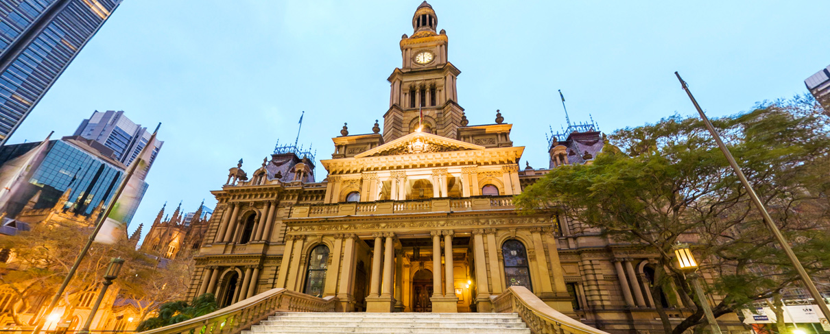 Guided tours of Sydney Town Hall - Image