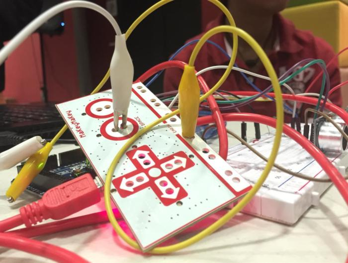 Code Club: MIT Scratch and Makey Makey for adults - Image