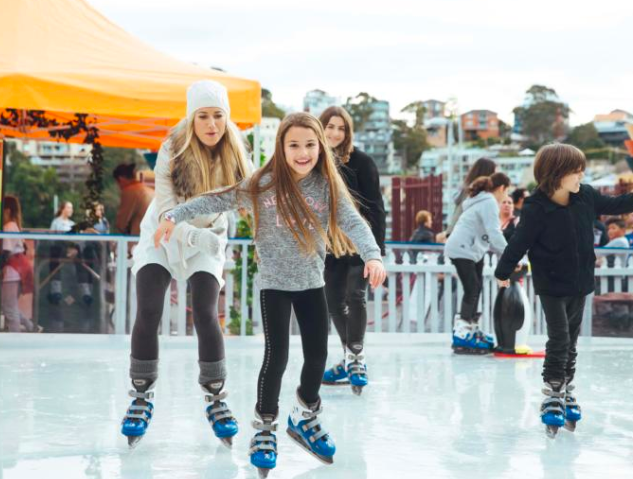 Winterfest at Luna Park - Image