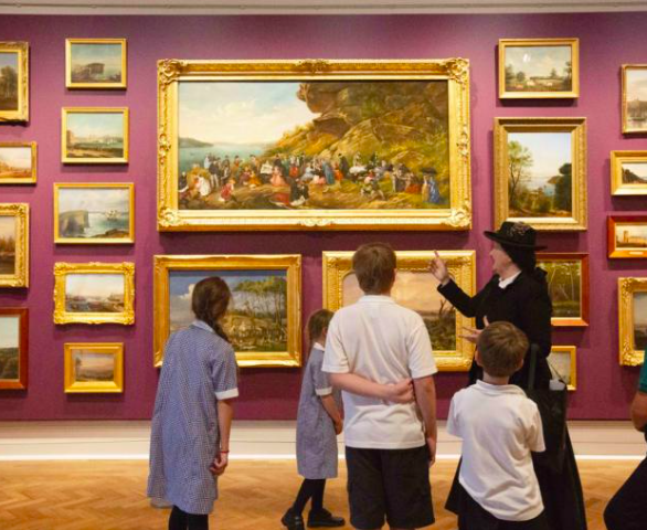 Free kids tour: State Library of NSW - Image