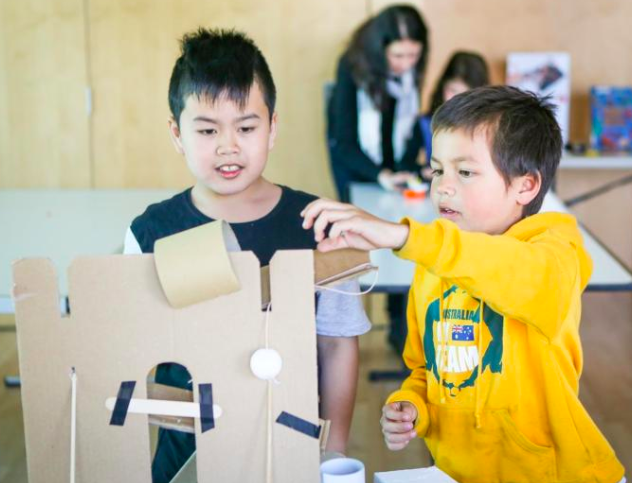 Makerspace school holiday workshops - Image