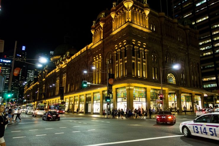 QVB After Dark - Image