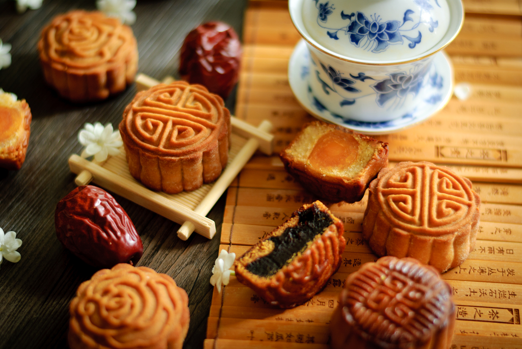 Moon Festival: Tea and Mooncakes - Image