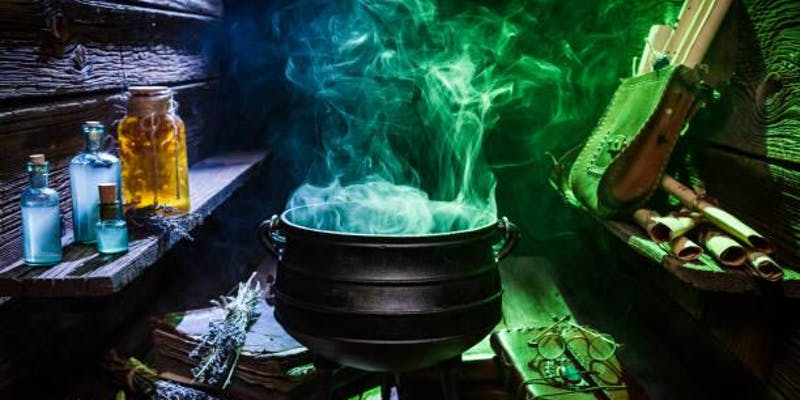 The Wizard's Cauldron  - Image