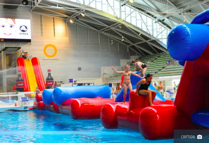 Summer Holiday Fun at Sydney Olympic Park - Image