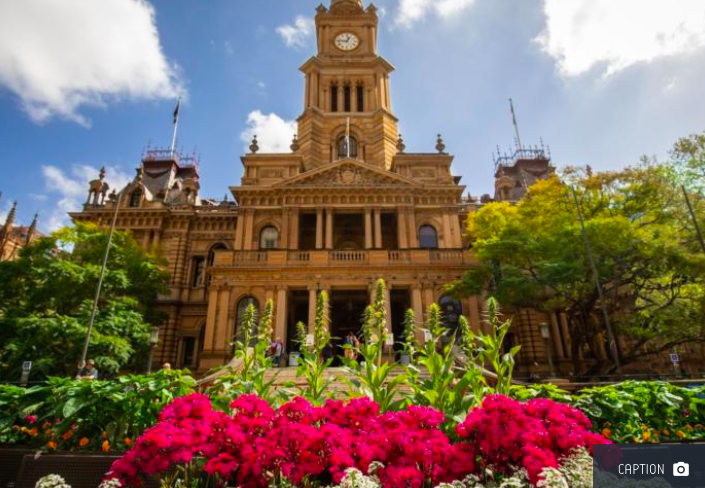 Living Colour One of the largest seasonal floral displays in Australia - Image
